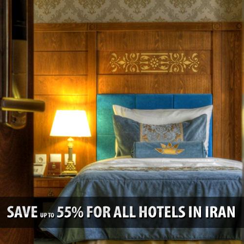 hotel booking iran