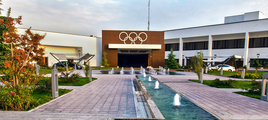 Picture of 4-star Olympic Hotel in Tehran