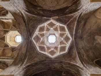 Atiq Jameh Mosque of Isfahan