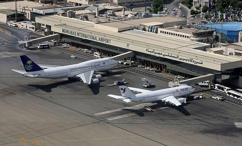 Tehran Mehrabad Airport