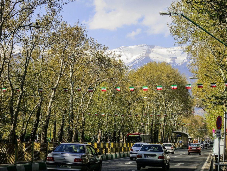 Valiasr Street
