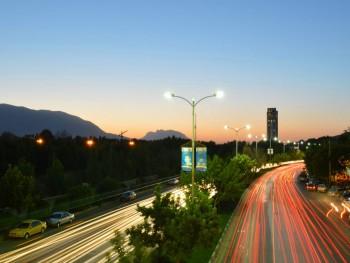 Chamran Boulevard
