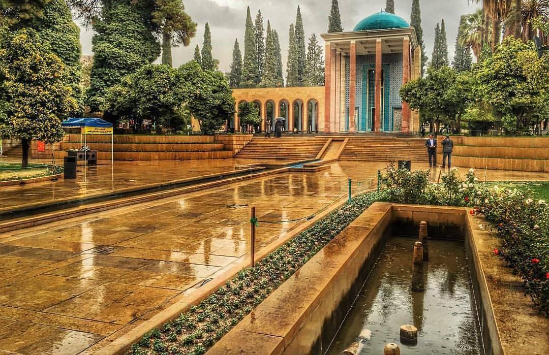 Tomb of Saadi - Saadieh