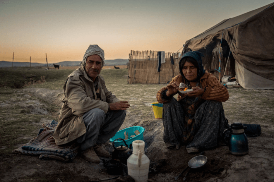 Qashqai Nomads