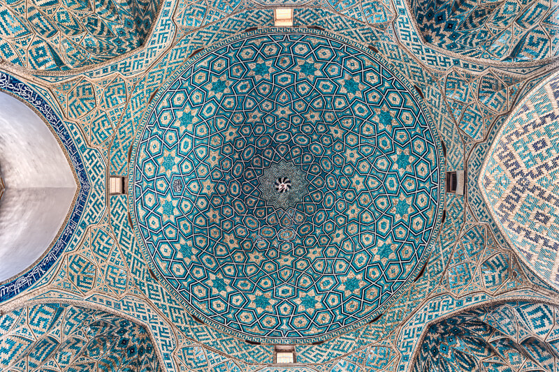 Jame Mosque of Yazd