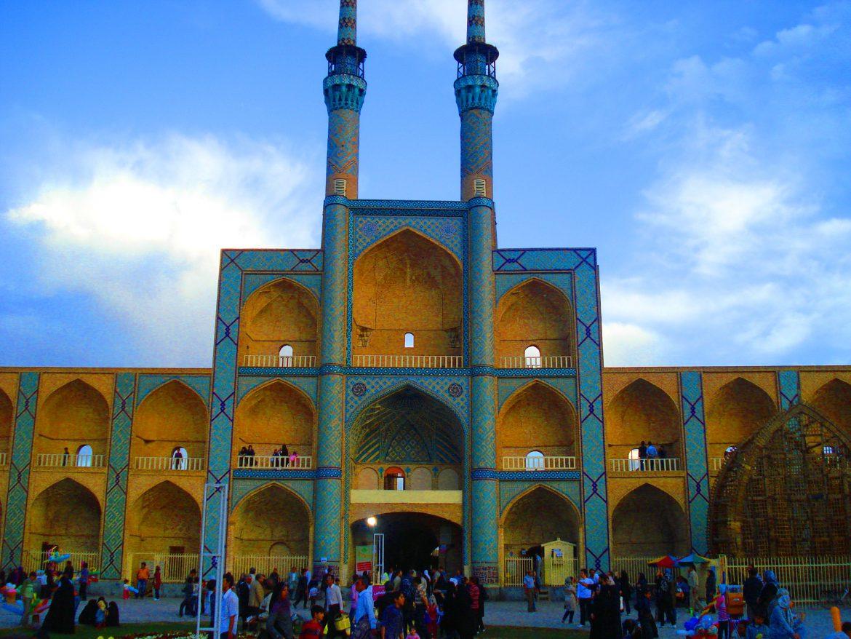Jameh Mosque of Yazd