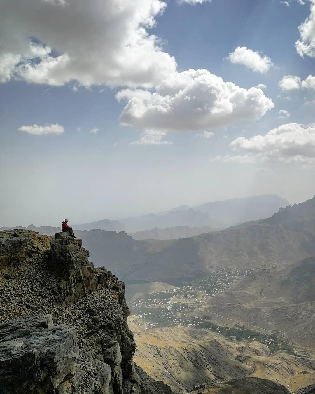 Shirkuh Mountain