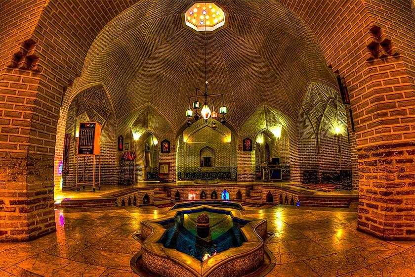 Yazd Khan Complex - Yazd Khan Bazaar