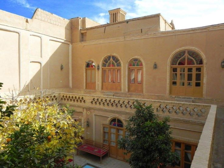 Yazd Soroush Traditional Hotel