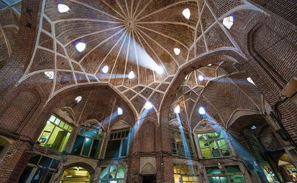 Tabriz Attractions - Bazaar of Tabriz