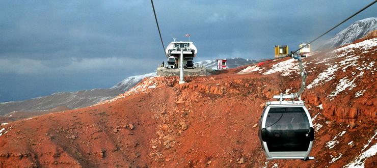 Eynali Mountains - Tabriz Attractions