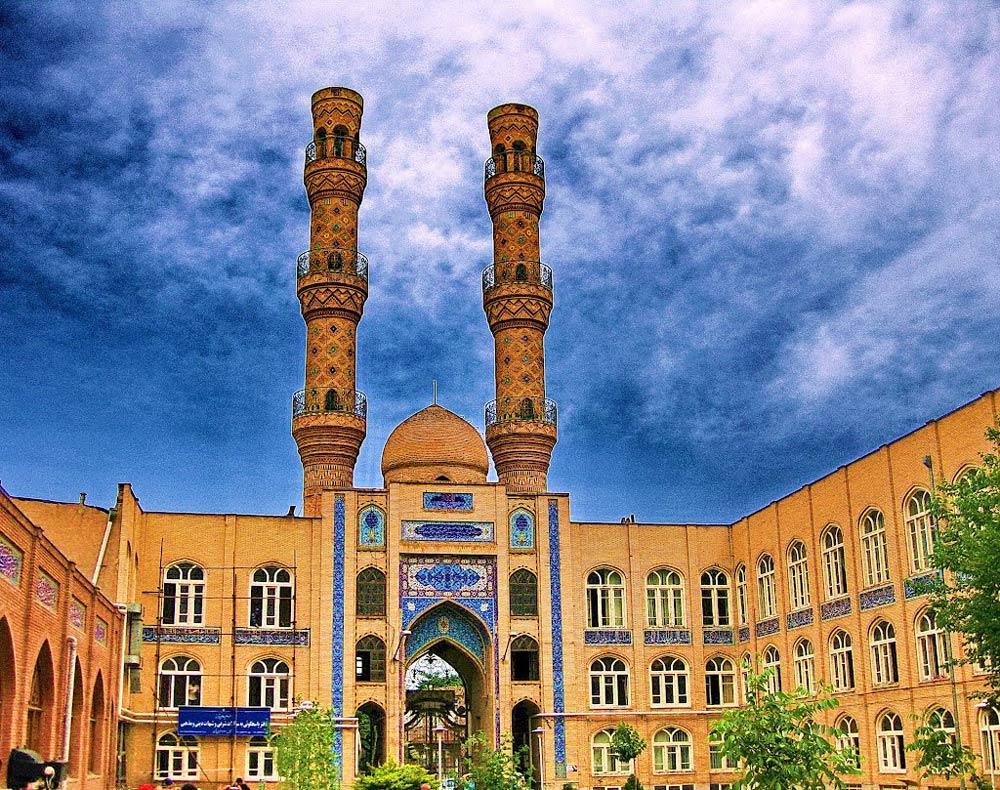 Jameh Mosque of Tabriz - Tabriz Attractions