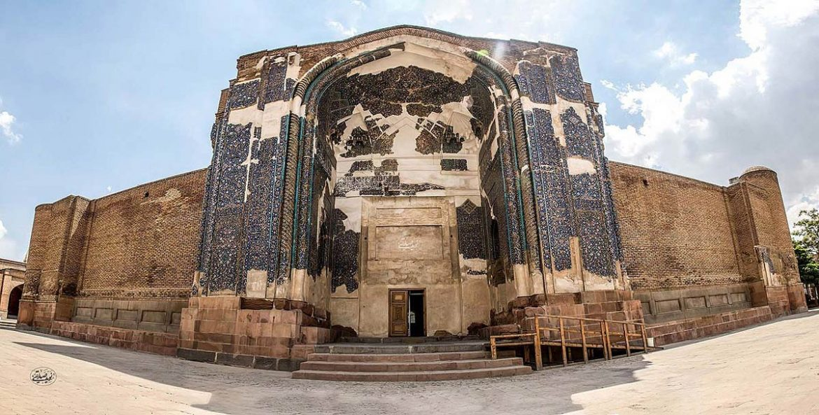 blue-kabud-mosque - blue-mosque-tabriz Attractions