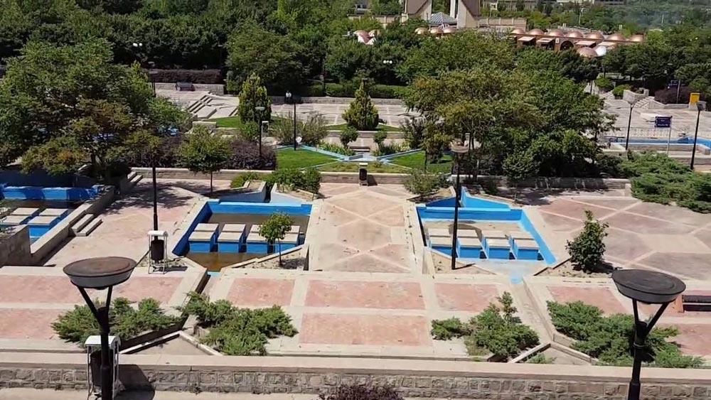 Tabriz Valiasr Park
