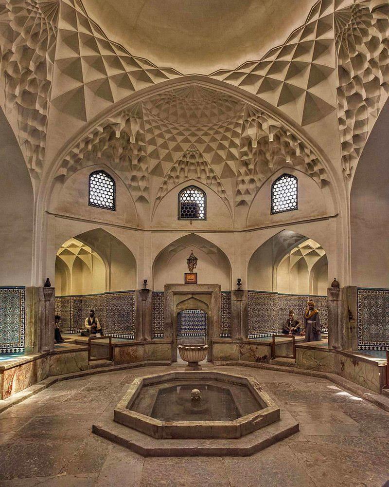 Ganjali Khan Bath - Ganjali Khan Complex - Kerman Attractions - Apochi.com