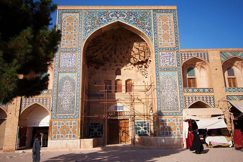 Ganjali Khan Mosque- Kerman Attractions - Apochi.com