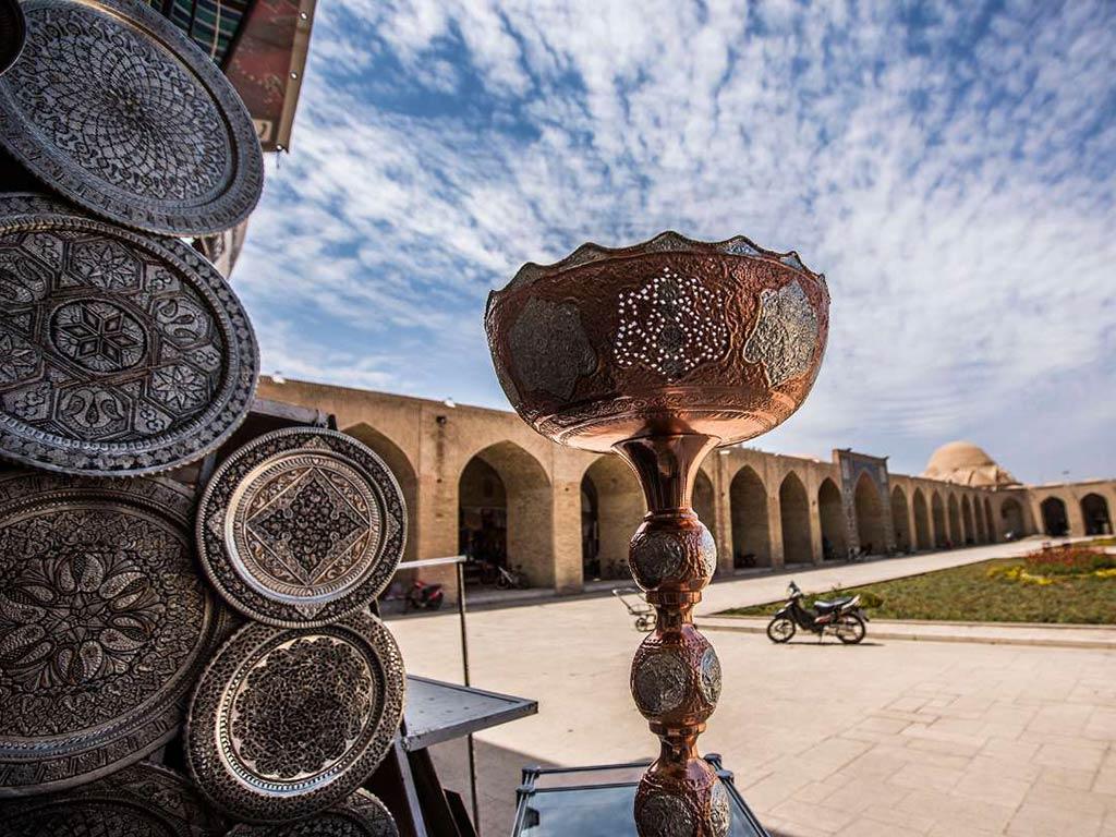 Ganjali Khan Complex - Kerman Attractions - Apochi.com
