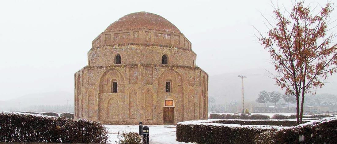 Jabalieh Dome - Kerman Attractions - Apochi.com