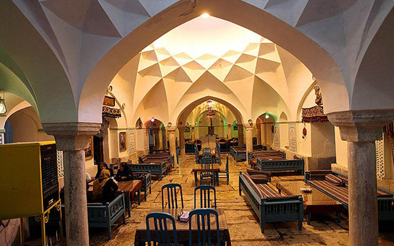 Vakil Teahouse - Kerman Vakil Bath - Vakil Complex - Kerman Attractions (9)