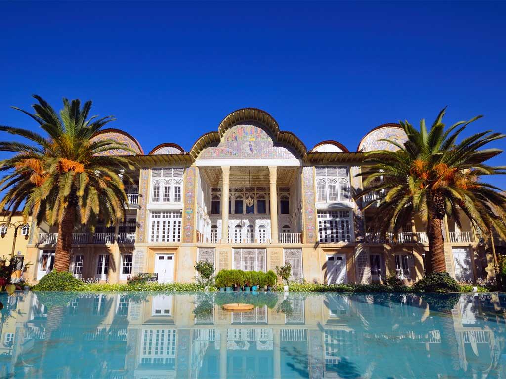 Shiraz Eram Garden Tour