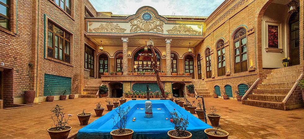 Arian Hostel Tehran