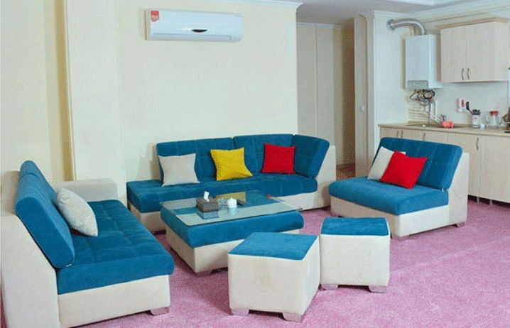 Cheapest hotels in Tabriz Card