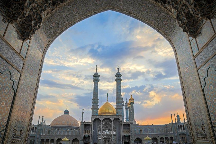 Fatima Masoumeh Shrine