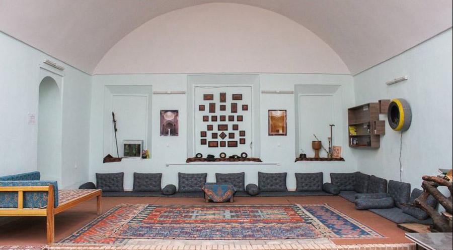 Yazd Badgir Hostel