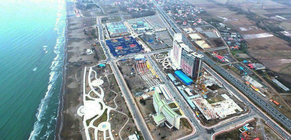 Caspian Complex