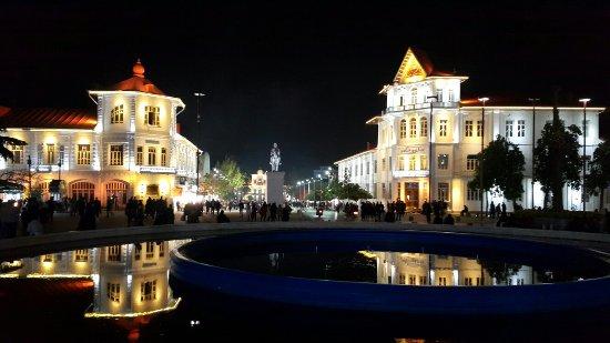 Rasht Shahrdari Square