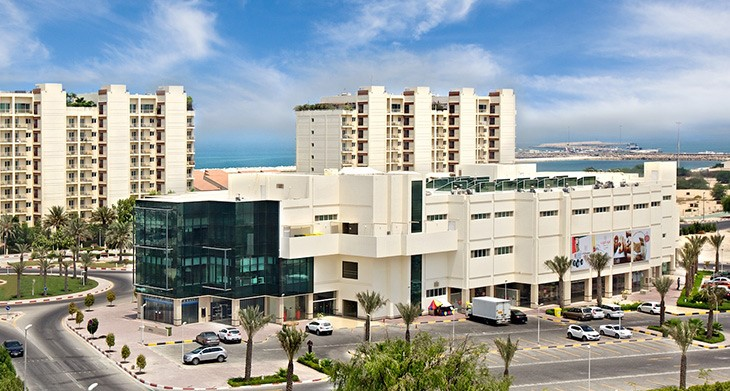 Damoon Shopping Mall