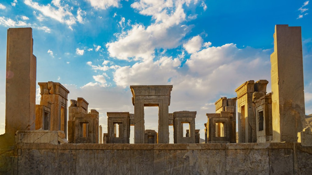 Persepolis Majestic Like An Empire Shiraz Attraction Apochi Com