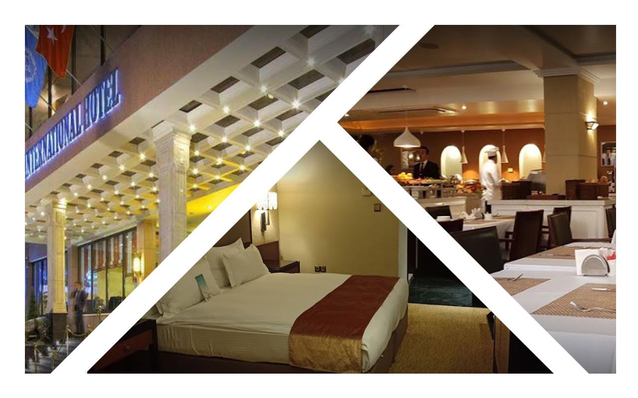 Espinas Khalij-e Fars Hotel
