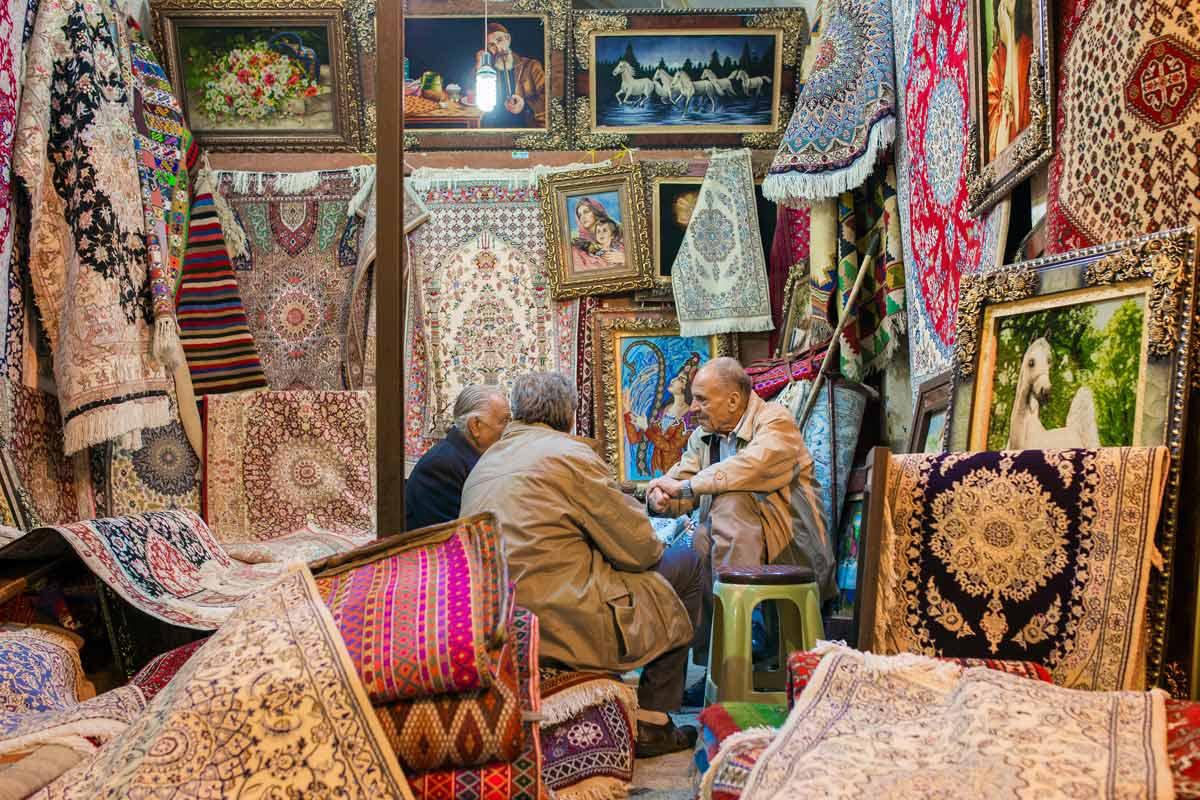 shiraz-bazzar