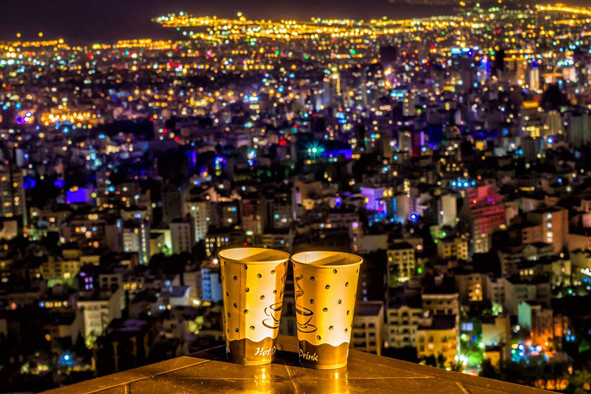 Night tourism in Iran