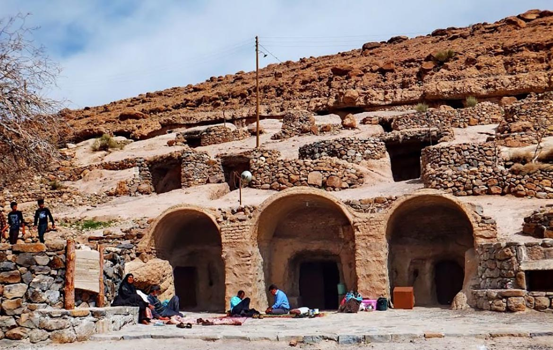 Meymand- UNESCO World Heritage Site Iran -Kerman - APOCHI.com Iran Hotel and Tour