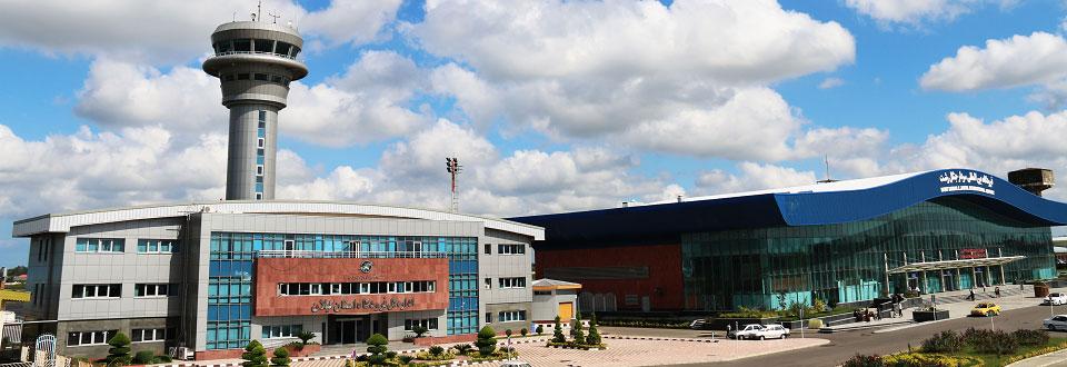 Rasht Airport - Apochi.com