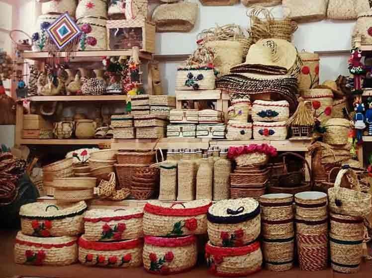 Handicrafts - Rasht