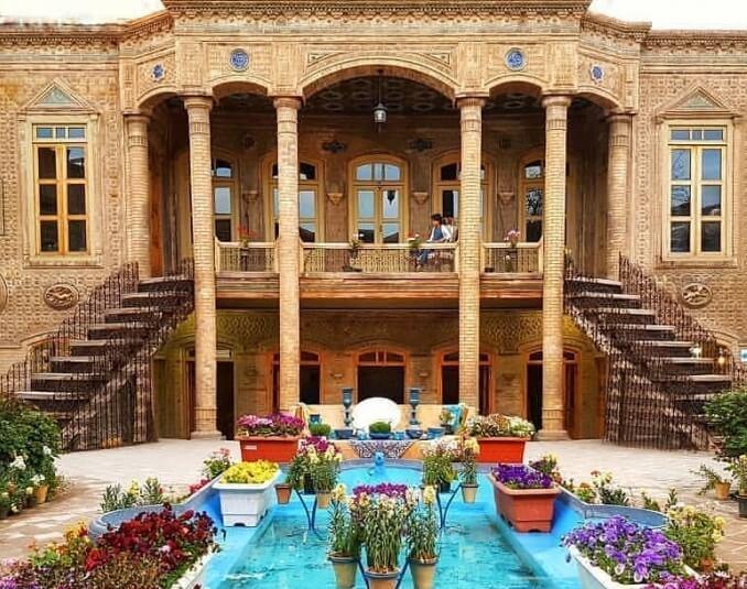 Darougheh Historical House - Mashhad